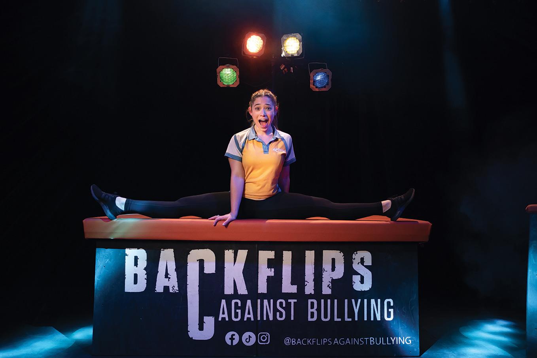 Backflips Against Bullying